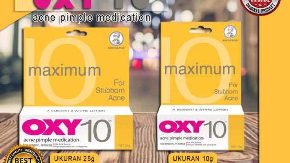 Jual Obat Pembersih Jerawat Oxy 10 di Rembang