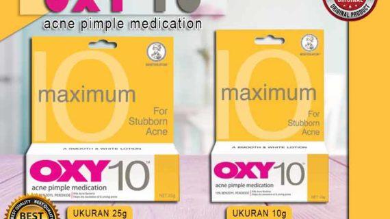 Jual Cream Penghilang Jerawat Oxy 10 di Kolaka