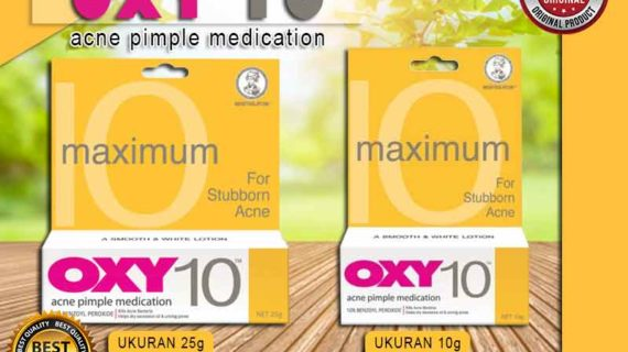 Jual Cream Penghilang Jerawat Oxy 10 di Trenggalek