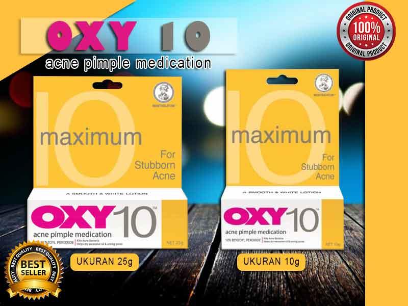Jual Obat Penghilang Jerawat Oxy 10 di Ngawi Terlaris
