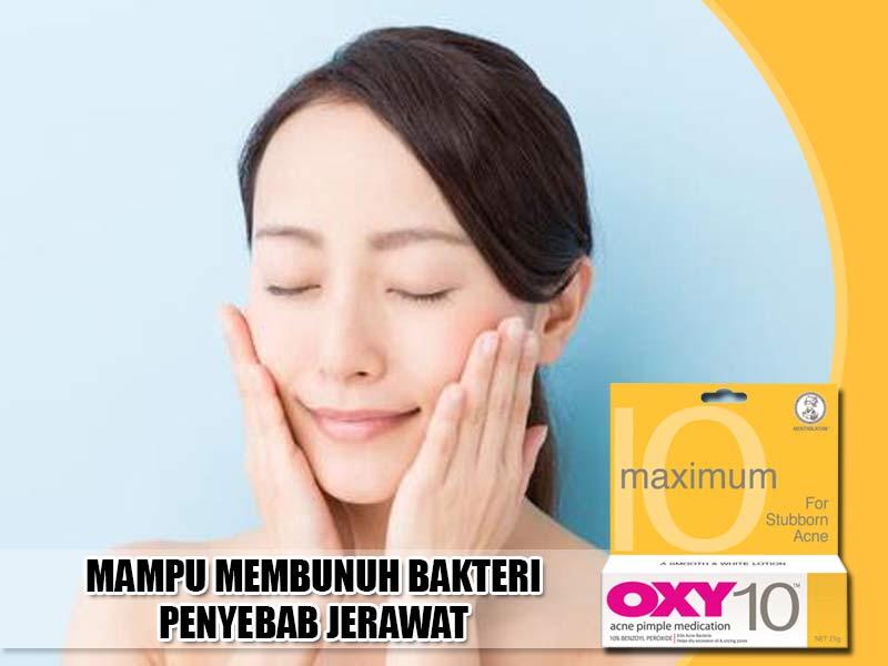 Keunggulan Manfaat Oxy 5 Vs 10