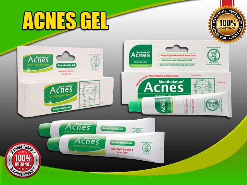 Penggunaan Acnes Sealing Jell Untuk Remaja