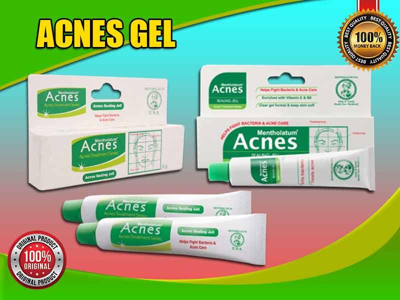 Jual Obat Jerawat Acnes Gel di Minahasa Selatan