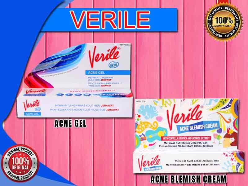 Inilah Keunggulan Verile Acne Gel Original